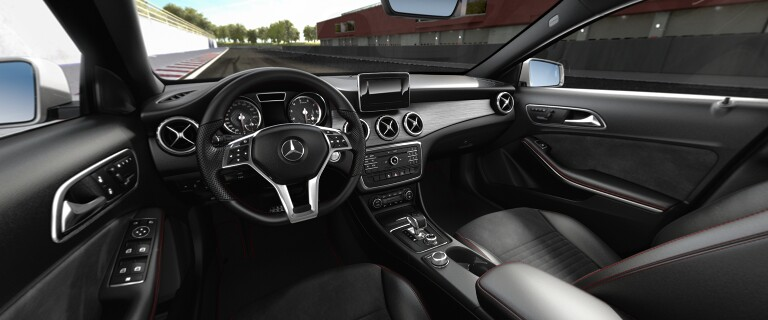 2016 amg gla45 suv mercedes benz for Mercedes benz pay bill