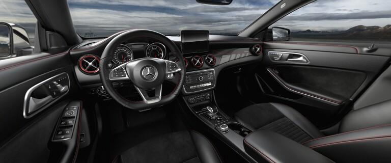 2017 Amg Cla45 4 Door Coupe Mercedes Benz