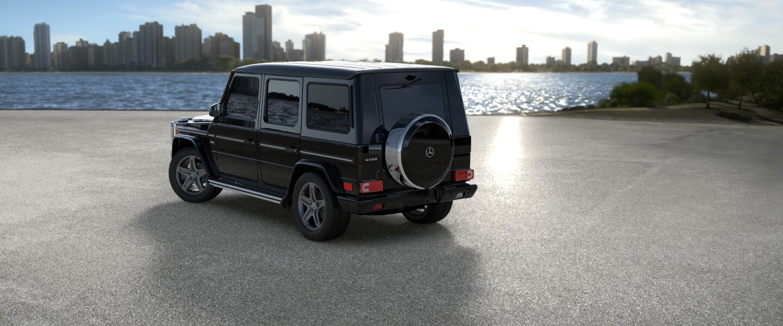 Build Your 2017 G550 SUV  MercedesBenz
