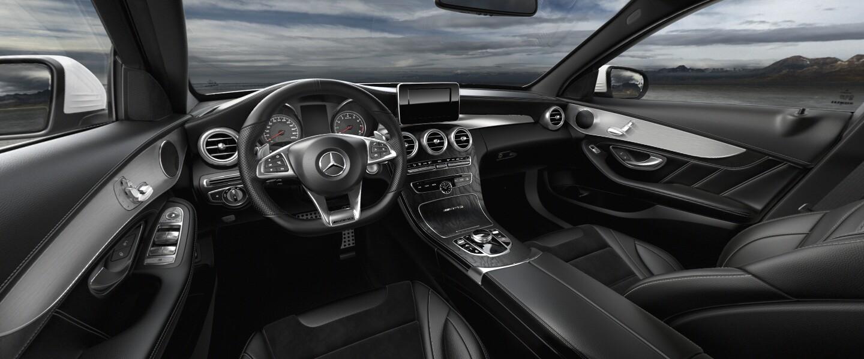 2018 Amg C63 Sedan Mercedes Benz 2008 Cls 550 Wide Kit Interiorimgalttext