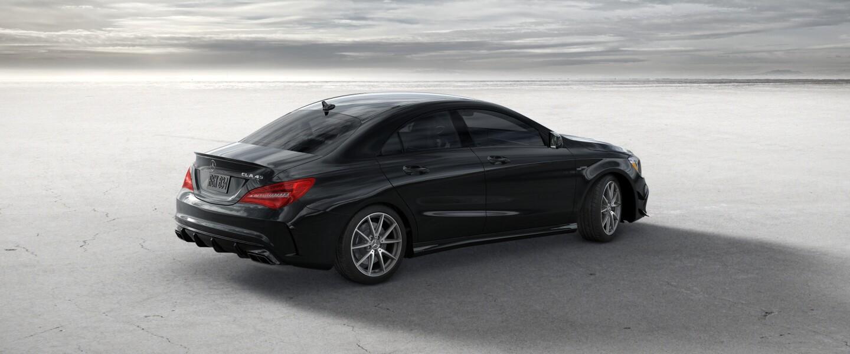 Build Your 2018 AMG CLA45 4Door Coupe  MercedesBenz