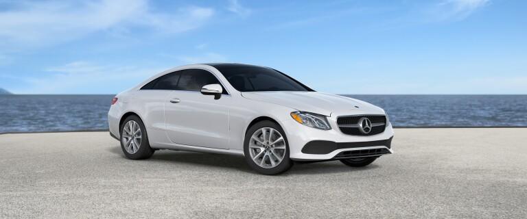 Build your 2018 e400 coupe mercedes benz for Mercedes benz build a car