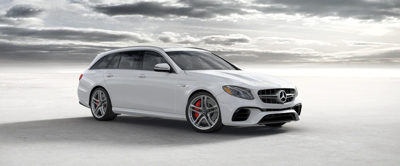 Build Your 2018 AMG E63 S Wagon | Mercedes-Benz