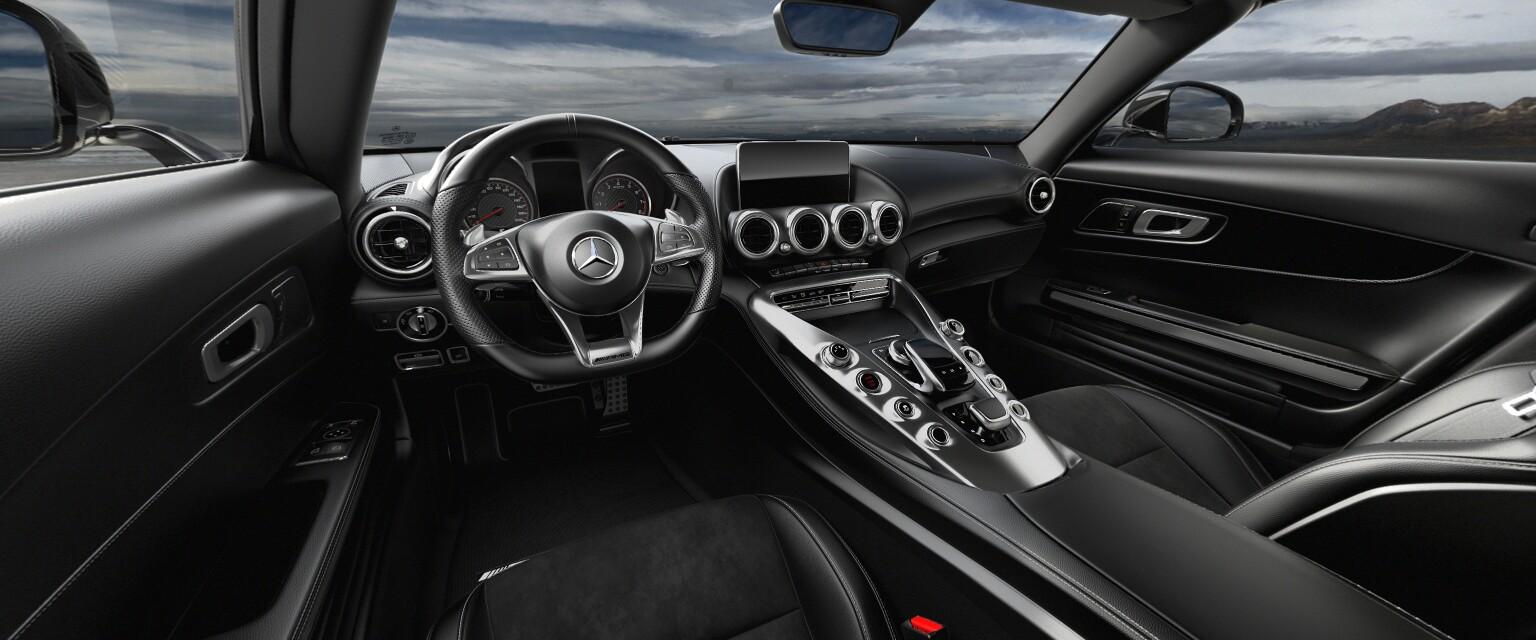 2019 Mercedes-AMG GT Sports Car | Mercedes-Benz