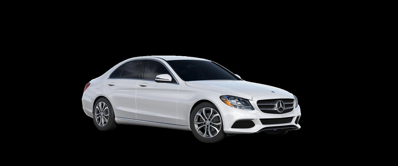 2017 Mercedes-Benz C-Class C 300 4MATIC® Sport Sedan