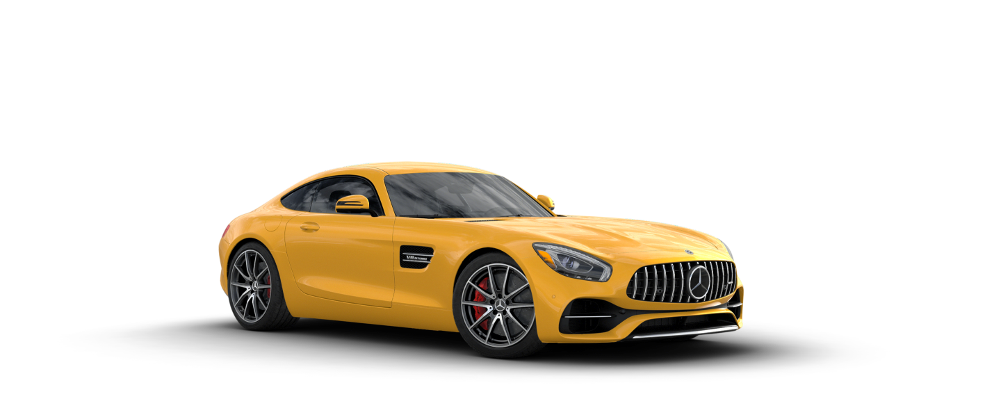 2018 MercedesAMG GT S Sports Car  MercedesBenz