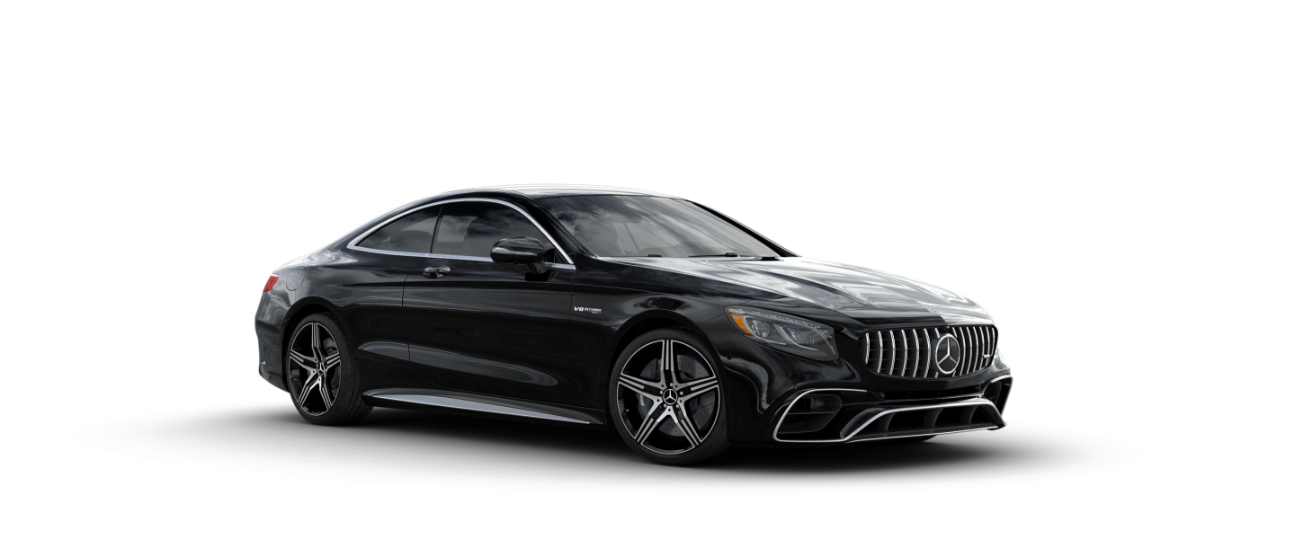 2018 AMG S 63 Coupe | Mercedes-Benz