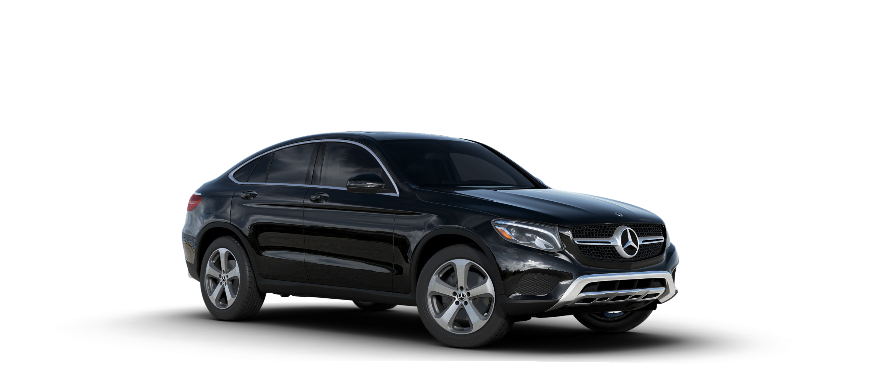 2019 Mercedes-Benz GLC 2019 Mercedes-Benz GLC 300 4MATIC® Coupe