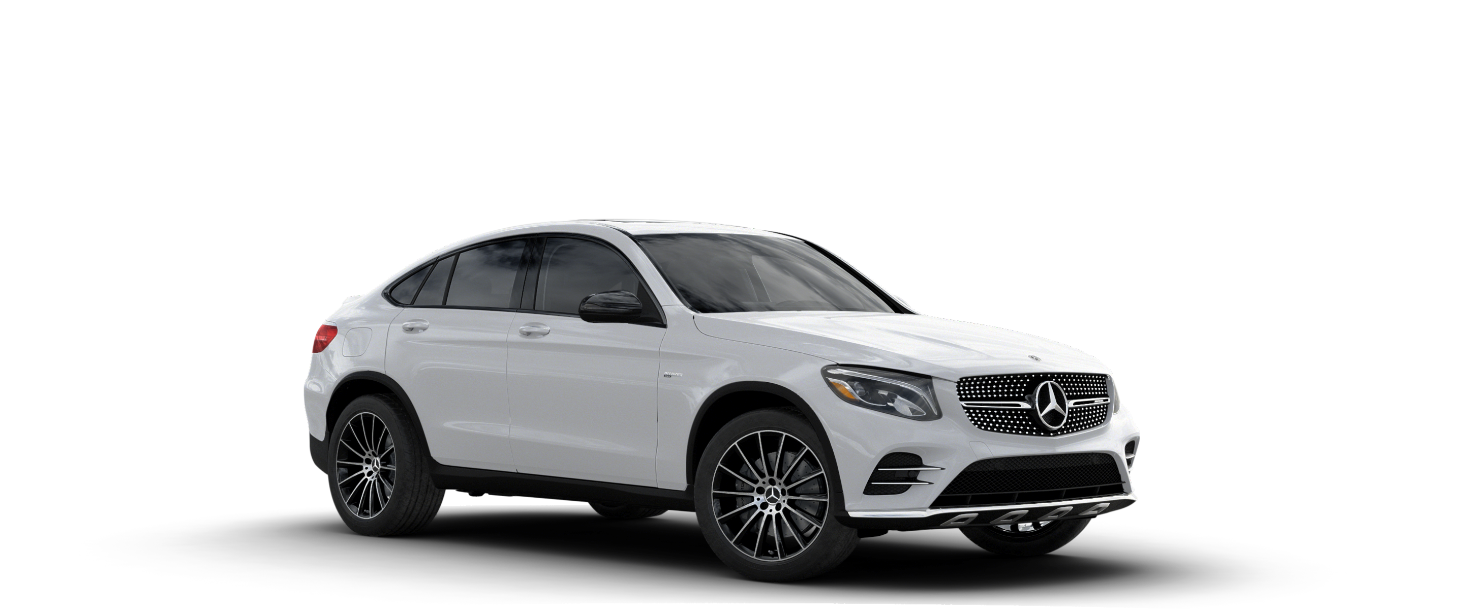 2019 Mercedes-Benz GLC 2019 Mercedes-Benz AMG® GLC 43 Coupe