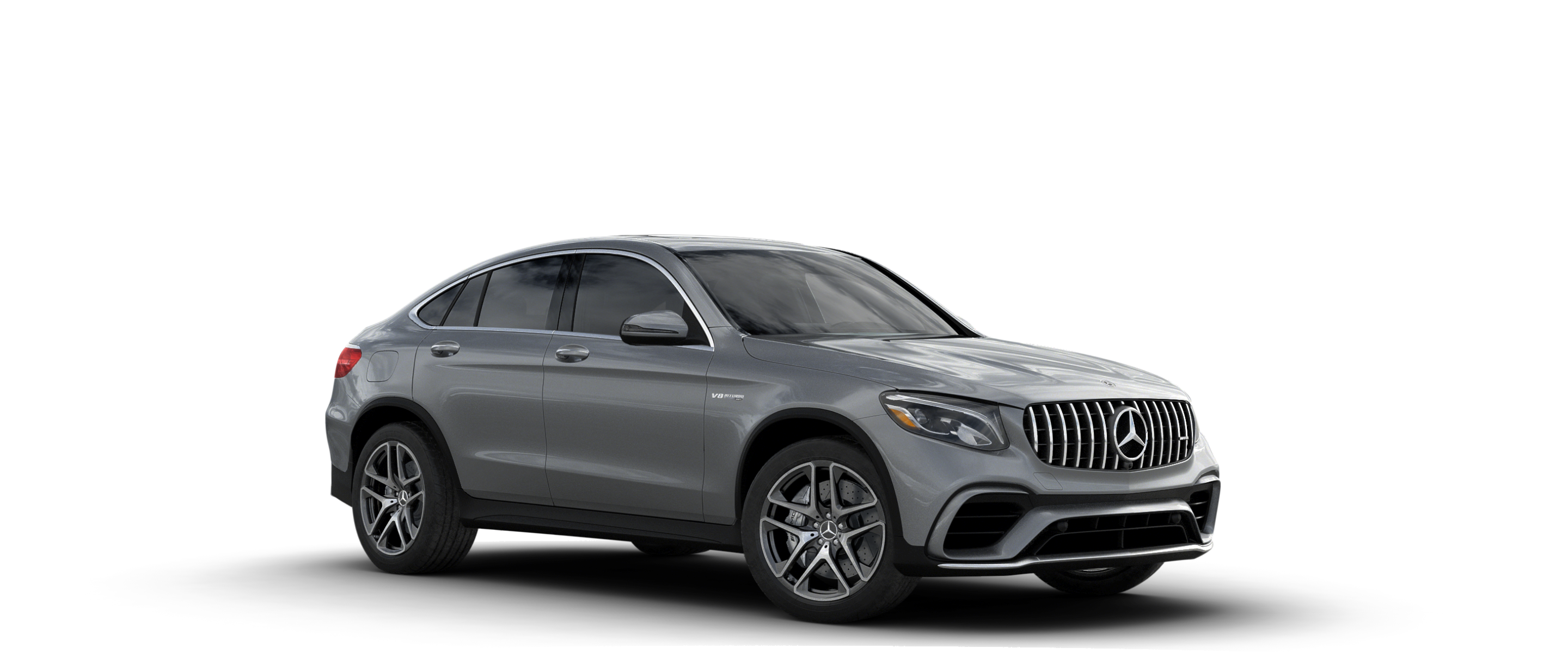 2019 Mercedes-Benz GLC 2019 Mercedes-Benz AMG® GLC 63 Coupe