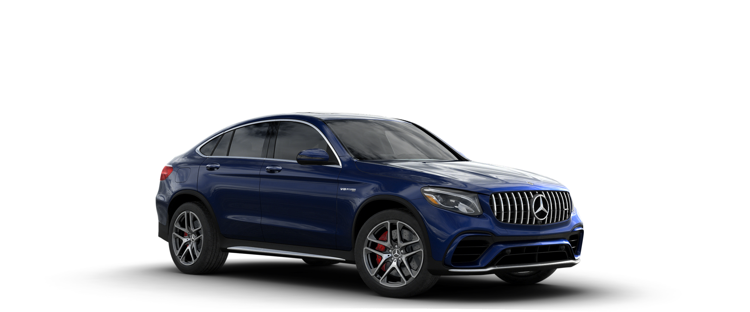 2019 Mercedes-Benz GLC 2019 Mercedes-Benz AMG® GLC 63 S Coupe