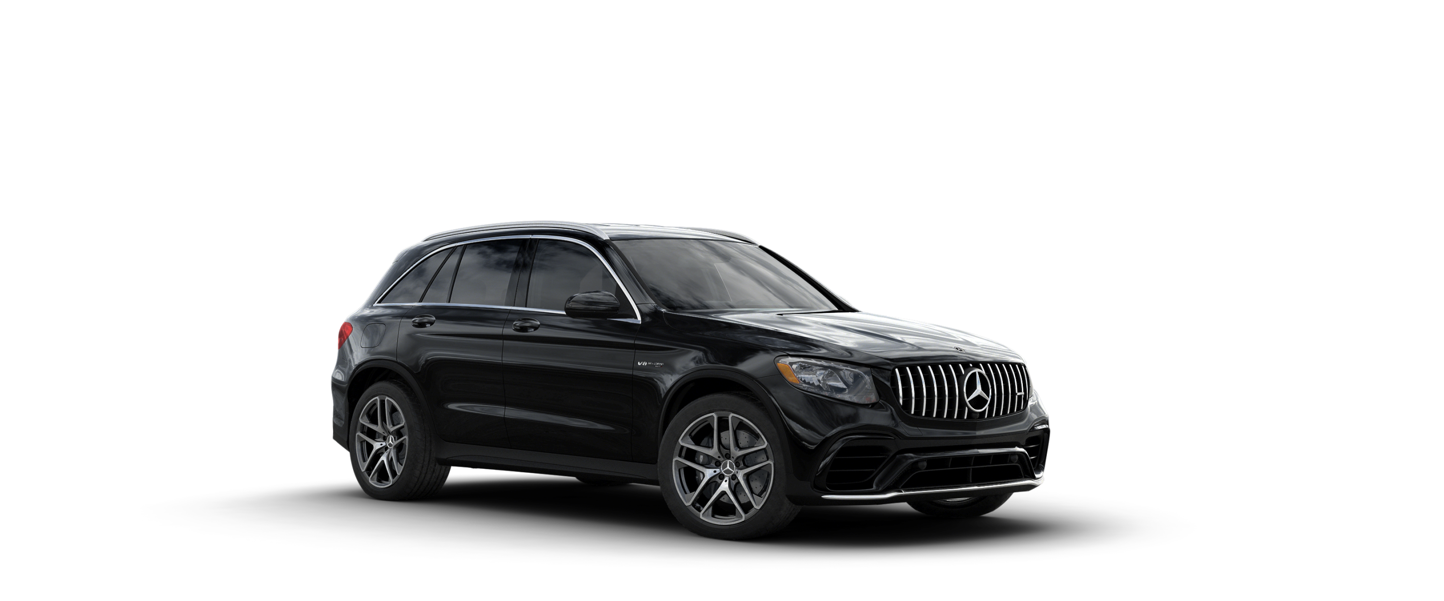 2019 Mercedes-Benz GLC 2019 Mercedes-Benz AMG® GLC 63 SUV